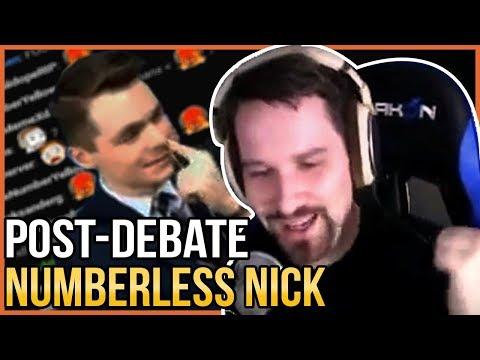 Post-Nick Fuentes Debate Discussion