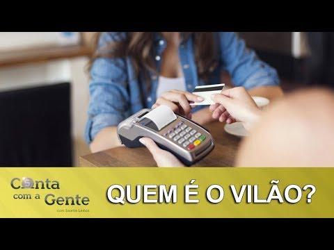 Cartão De Crédito Ou Cheque Especial: Quem é O Vilão?