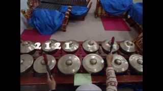 Indonesian Culture: Gamelan Ladrang Grompol (bonang)