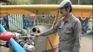 Алексей Шутин самодельный автомобиль и самолет(Мужик Русский Славянин Рус построил создал самодельный автомобиль и самолет из подручных средств мастерск..., 2014-06-26T21:27:21.000Z)