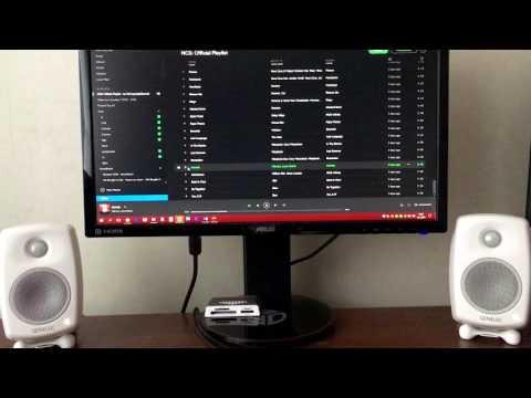 Genelec G One + F One - Music Test