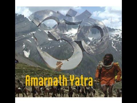 Amarnath Yatra in the Kashmir Himalaya of India