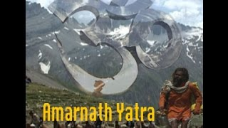 Amarnath Yatra in the Kashmir Himalaya of India
