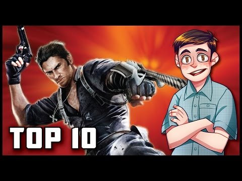 The Top 10 Weapons In Video Games! - Syy