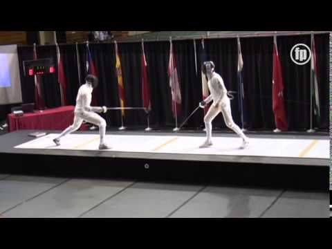 2008 Epée Internationale, Montreal, CAN, Men's Epee Final Four