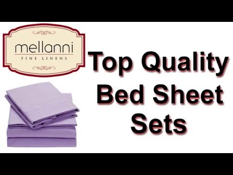 mellanni-most-comfortable-bed-sheets- -queen-bed-set---high-quality-sheets