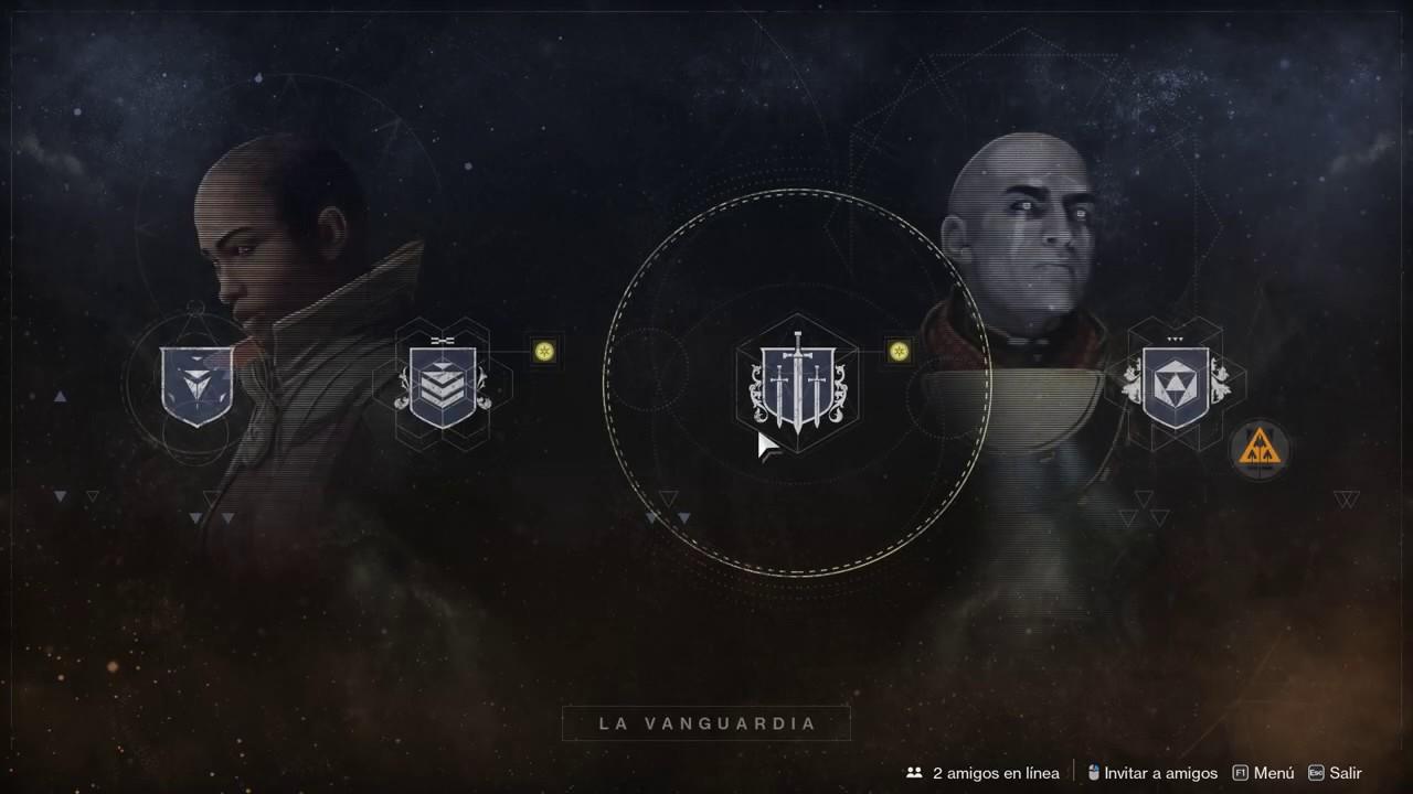 Destiny 2 Bastión de las Sombras (Ocaso Semanal de las Pesadillas)