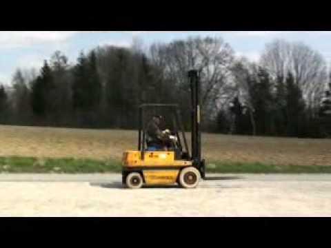 Gabelstapler Bobcat Still Schild Warnung vor Flurförderfahrzeugen,Stapler