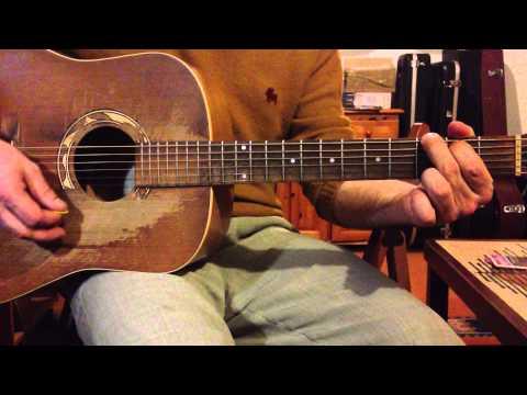 Sexual Healing by Ben Harper guitar method - Verse