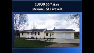 75 Acre Michigan Farm For Sale 13930 55th Avenue Remus, MI 49340 Clint Maki Realtor 616-837-7630