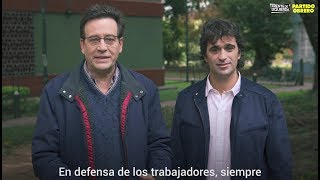 En defensa de los trabajadores, siempre // Marcelo Ramal y Gabriel Solano en la Ciudad