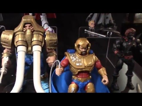 Toy Fair 2016 - Mattel Showroom Tour