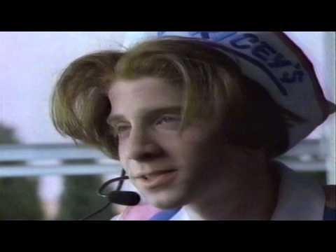 Cha Ching Seth Green 1992 Rally's Hamburgers Commercial