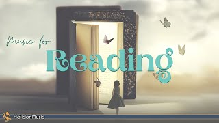 Classical Piano Music for Reading: Chopin, Debussy, Mozart, Bach...