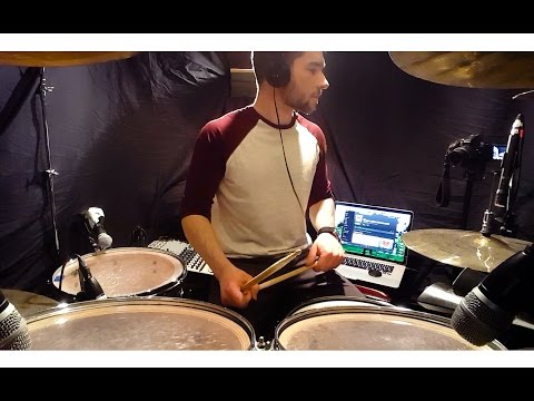 Symphony (Drum Cover) - Stephen Colfer