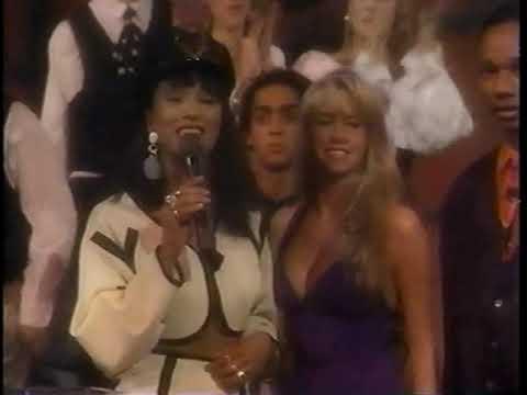 Camille Grammer On Club MTV *1990*