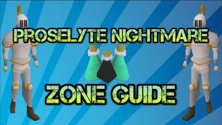 Nightmare Zone Guide 2015 (Proselyte equipment) +80k XP/H Old School RuneScape 2007