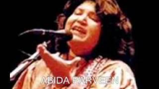 Sham a Firaq Abida Parveen Sings Faiz Ahmed Faiz