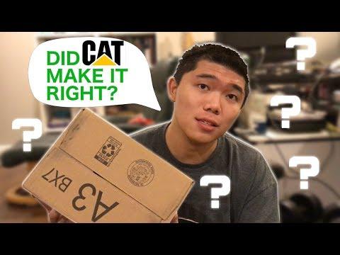 UPDATE: CAT S61 Third Replacement [DID CAT PHONES MAKE IT RIGHT?!]