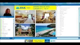 Tez Tour Турция-2017. Кемер. Отельная база(, 2016-12-08T21:42:34.000Z)