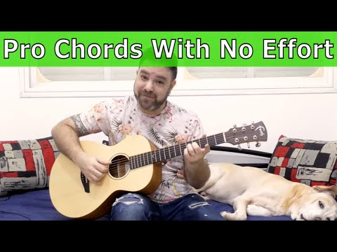 How to Create Beautiful, Professional Chords with Minimum Effort  |  Guitar Lesson  |  LickNRiff