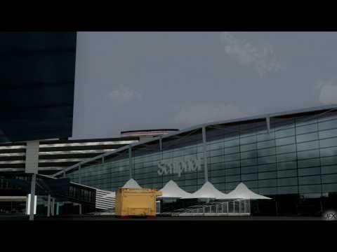 FSX | Aerosoft Amsterdam Airport Schiphol