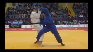 Judo Highlights - Agadir Grand Prix 2018