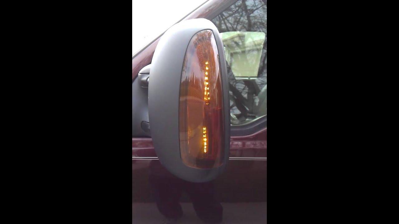 Ford Excursion Signal Mirror Upgrade