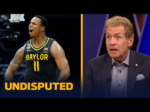 Skip & Shannon on Baylor's win over undefeated Gonzaga in NCAA Championship | NCAA | UNDISPUTED