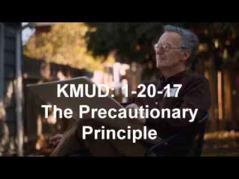 Ray Peat KMUD: 1-20-17 The Precautionary Principle Full Interview