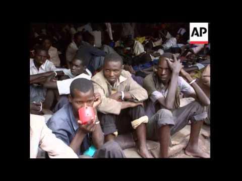 RWANDA: KIGALI JAIL
