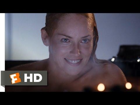 Basic Instinct 2 (10/11) Movie CLIP - Hot Tub Assault (2006) HD