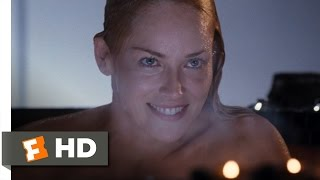 Basic Instinct 2 (10/11) Movie CLIP - Hot Tub Assault (2006) HD