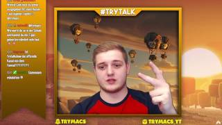TRYTALK #4 | Wie funktionieren Youtube Einnahmen? | Wieso der Name