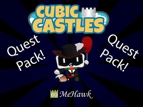 But is it art 2 Quest in Cubic Castles