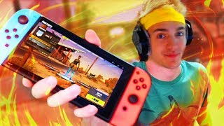 Video de EL NINJA DE FORTNITE EN NINTENDO SWITCH