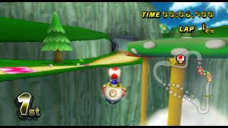 Mario Kart Wii 300cc 32 Track TAS Part 1 (No Glitch)