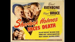 Sherlock Holmes Faces Death (1943) Αντιμέτωπος  Με Το Θάνατο