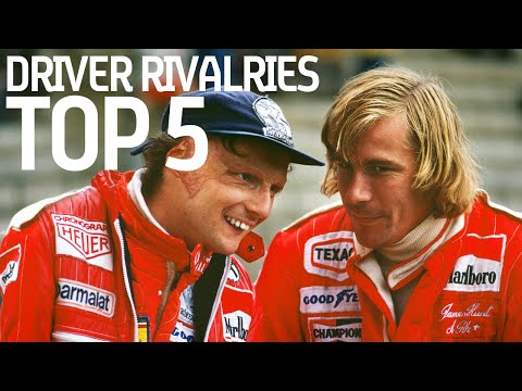 Top 5 Motorsport Rivalries From History - Formula E