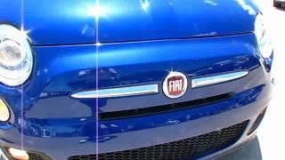 2012 Fiat 500 Sport Start Up, Exterior/ Interior Review
