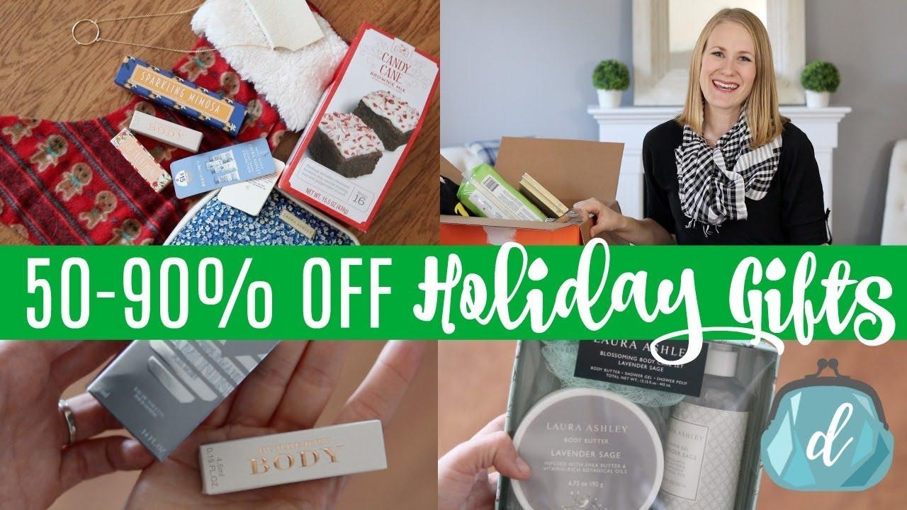 Dollar Store Holiday Gift Guide Cheaper Than Amazon Walmart  F0 9f 8e 81 Feat Hollar