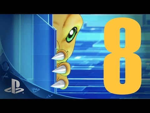 Digimon Story: Cyber sleuth gammon property    8  parte