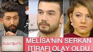 Zuhal Topal'la 109. Bölüm (HD) | Melisa'nın