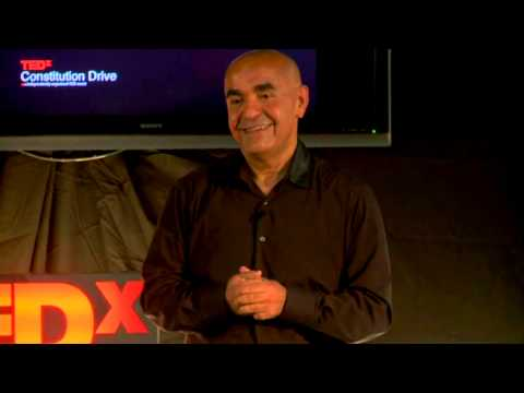 (...in the nick of time...): Kamran Elahian at TEDxConstitutionDrive 2013