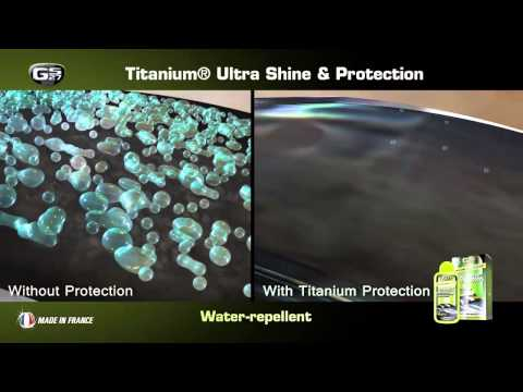 Titanium Ultra Shine & Protection by GS27
