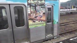 ふらいんぐうぃっちX弘南鉄道、車内アナウンスも真琴バージョンになって...