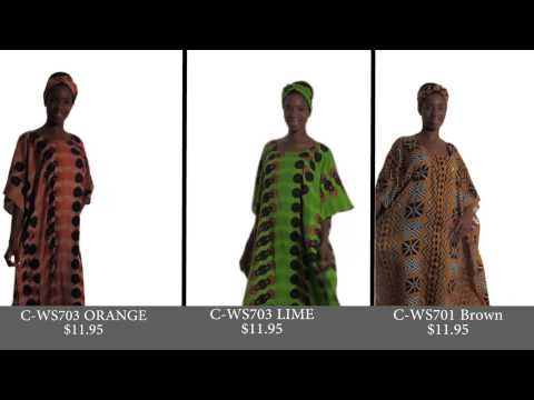 African Clothing from Africa Imports September 2014