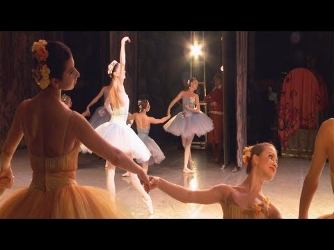 Ballet, Sweat and Tears: The painful journey from young hope