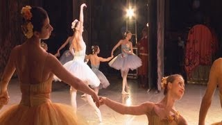 Ballet, sweat and tears