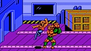 Battletoads/Double Dragon: The Ultimate Team (NES) Playthrough - NintendoComplete